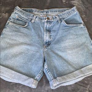 Wrangler Vintage Mom Shorts